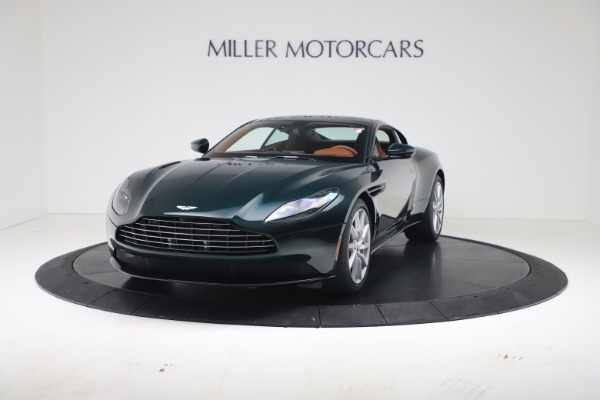 New 2020 Aston Martin DB11 V8 Coupe for sale Sold at Alfa Romeo of Westport in Westport CT 06880 3