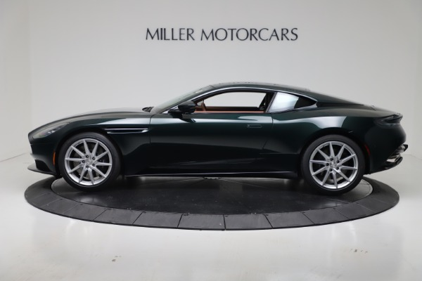 New 2020 Aston Martin DB11 V8 Coupe for sale Sold at Alfa Romeo of Westport in Westport CT 06880 4