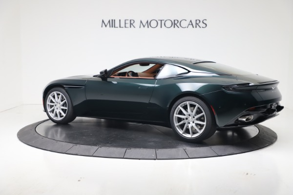 New 2020 Aston Martin DB11 V8 Coupe for sale Sold at Alfa Romeo of Westport in Westport CT 06880 5