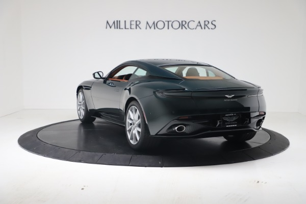 New 2020 Aston Martin DB11 V8 Coupe for sale Sold at Alfa Romeo of Westport in Westport CT 06880 6