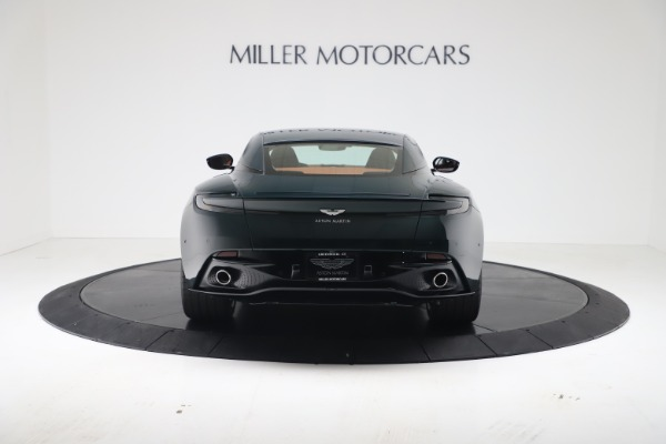 New 2020 Aston Martin DB11 V8 Coupe for sale Sold at Alfa Romeo of Westport in Westport CT 06880 7