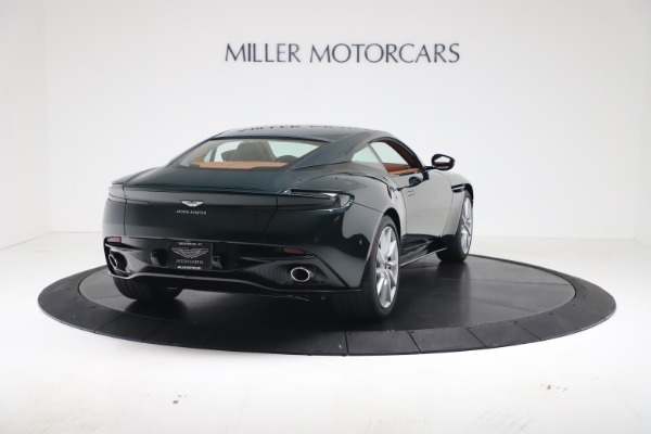 New 2020 Aston Martin DB11 V8 Coupe for sale Sold at Alfa Romeo of Westport in Westport CT 06880 8