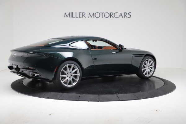 New 2020 Aston Martin DB11 V8 Coupe for sale Sold at Alfa Romeo of Westport in Westport CT 06880 9