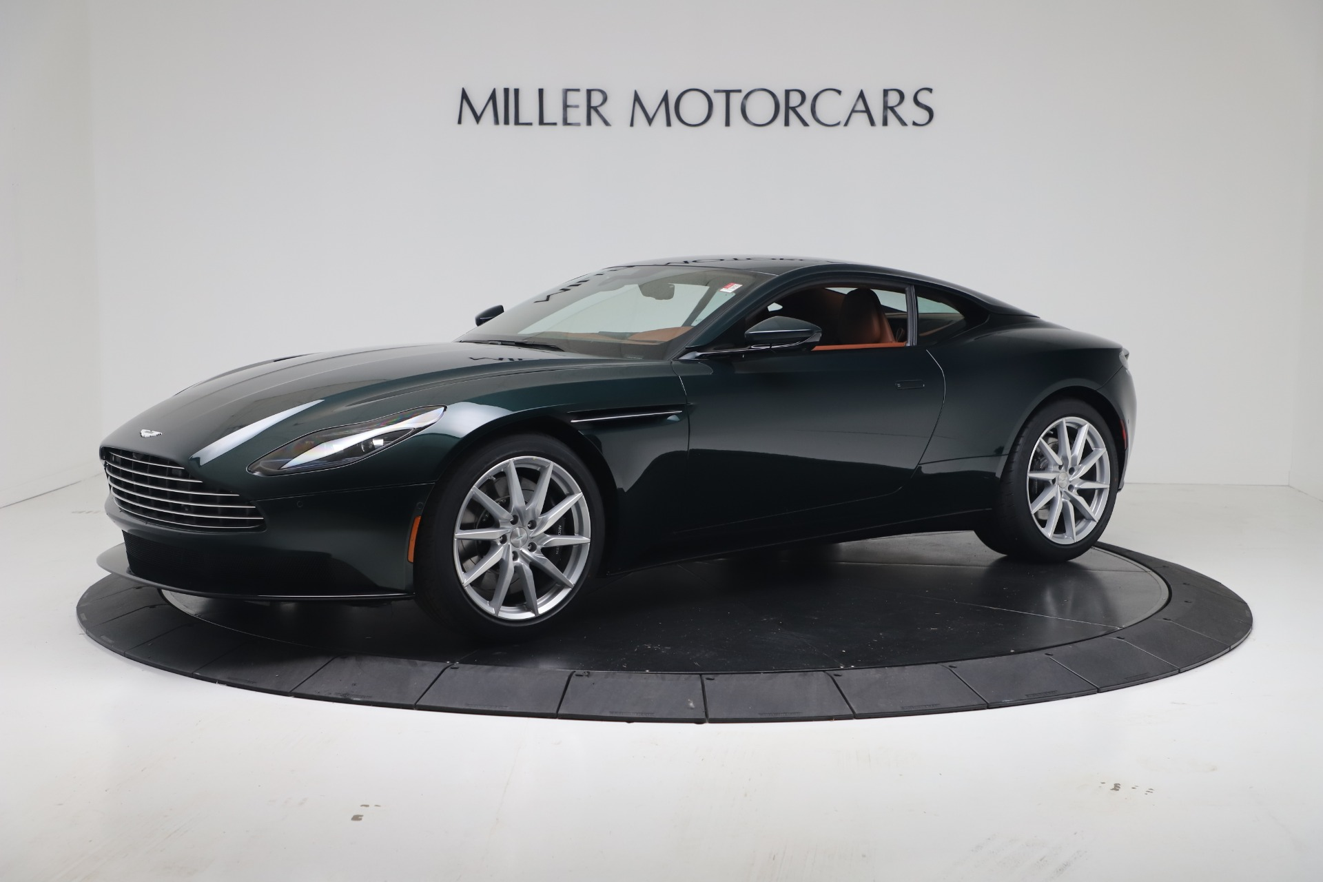 New 2020 Aston Martin DB11 V8 Coupe for sale Sold at Alfa Romeo of Westport in Westport CT 06880 1