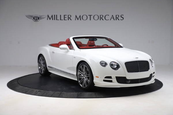 Used 2015 Bentley Continental GTC Speed for sale $125,900 at Alfa Romeo of Westport in Westport CT 06880 11