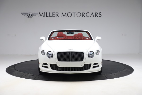 Used 2015 Bentley Continental GTC Speed for sale $125,900 at Alfa Romeo of Westport in Westport CT 06880 12