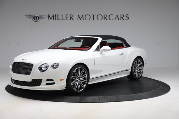 Used 2015 Bentley Continental GTC Speed for sale $125,900 at Alfa Romeo of Westport in Westport CT 06880 13