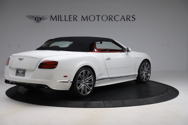 Used 2015 Bentley Continental GTC Speed for sale $125,900 at Alfa Romeo of Westport in Westport CT 06880 16