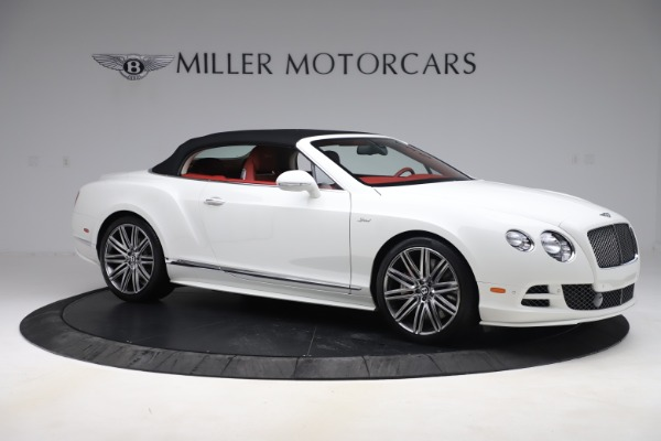Used 2015 Bentley Continental GTC Speed for sale $125,900 at Alfa Romeo of Westport in Westport CT 06880 18