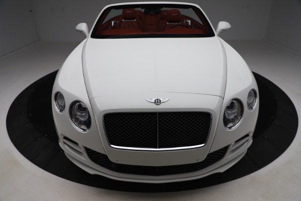 Used 2015 Bentley Continental GTC Speed for sale $125,900 at Alfa Romeo of Westport in Westport CT 06880 20
