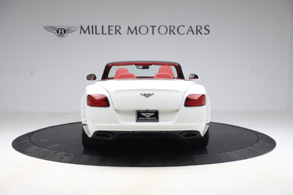 Used 2015 Bentley Continental GTC Speed for sale $125,900 at Alfa Romeo of Westport in Westport CT 06880 6