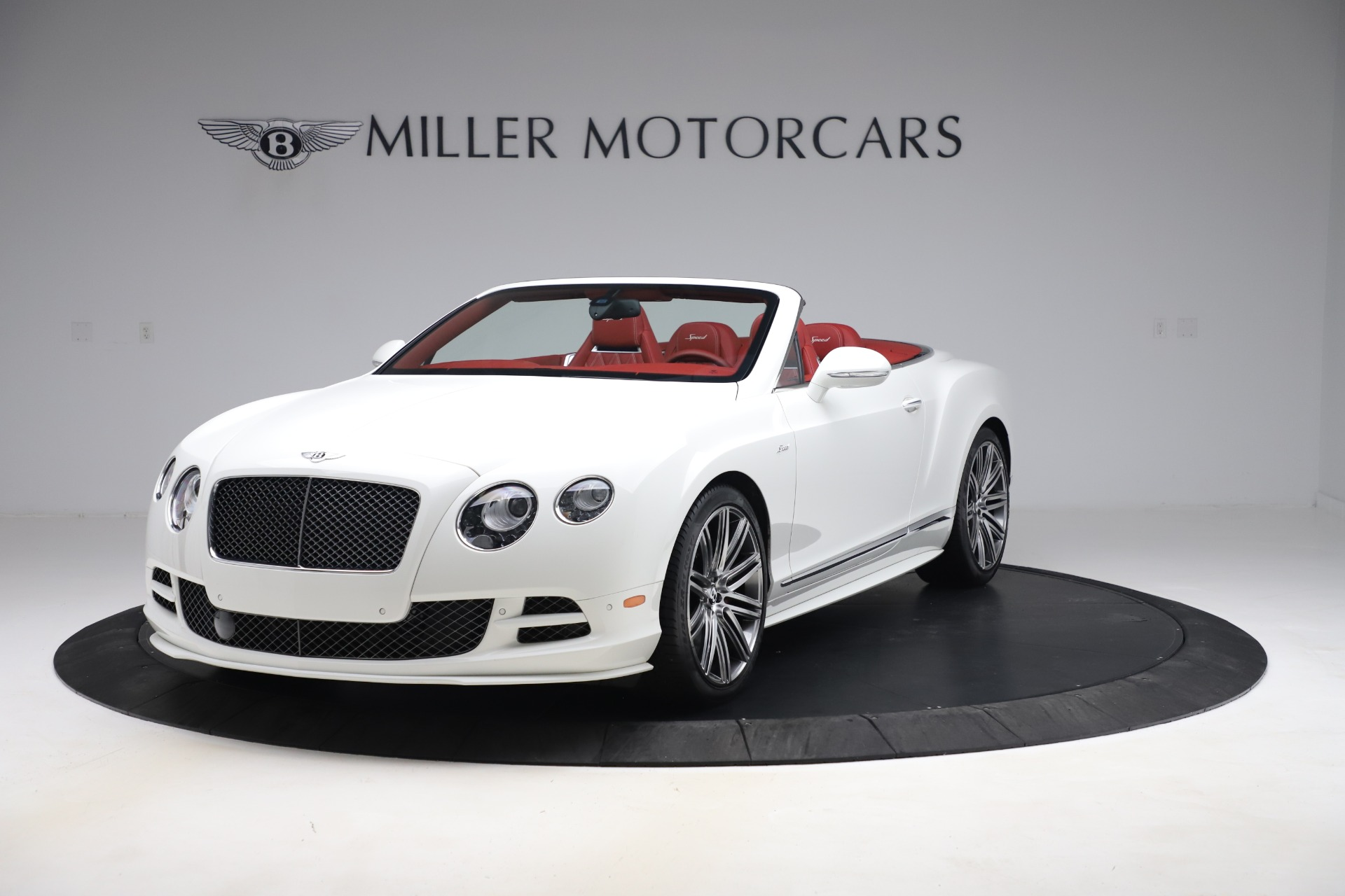 Used 2015 Bentley Continental GTC Speed for sale $125,900 at Alfa Romeo of Westport in Westport CT 06880 1