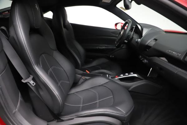 Used 2019 Ferrari 488 GTB for sale Sold at Alfa Romeo of Westport in Westport CT 06880 18