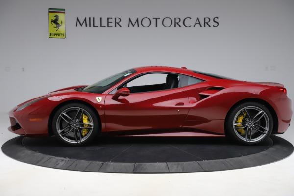Used 2019 Ferrari 488 GTB for sale Sold at Alfa Romeo of Westport in Westport CT 06880 3