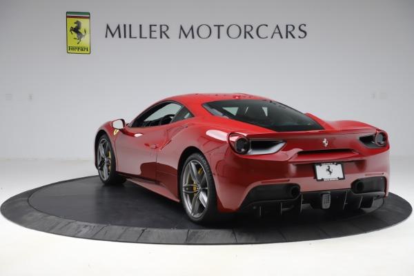Used 2019 Ferrari 488 GTB for sale Sold at Alfa Romeo of Westport in Westport CT 06880 5