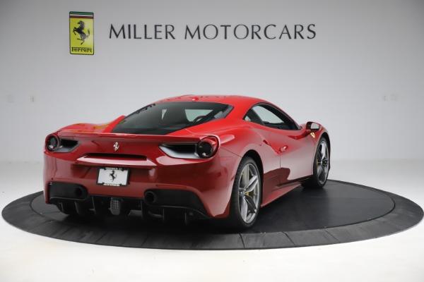 Used 2019 Ferrari 488 GTB for sale Sold at Alfa Romeo of Westport in Westport CT 06880 7
