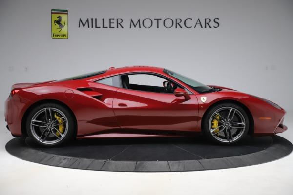 Used 2019 Ferrari 488 GTB for sale Sold at Alfa Romeo of Westport in Westport CT 06880 9