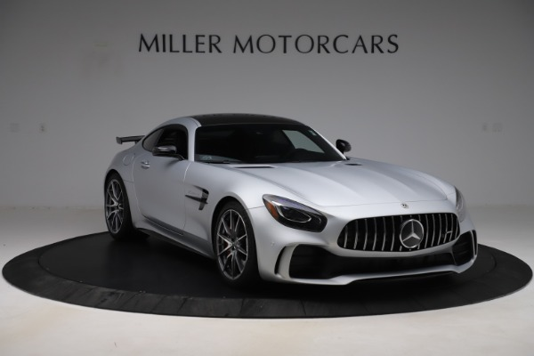 Used 2018 Mercedes-Benz AMG GT R for sale Sold at Alfa Romeo of Westport in Westport CT 06880 11