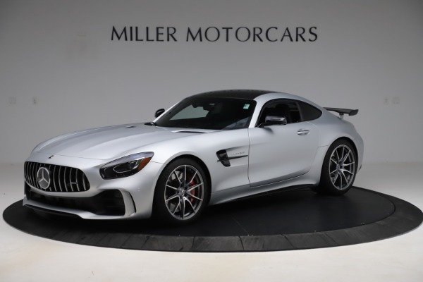 Used 2018 Mercedes-Benz AMG GT R for sale Sold at Alfa Romeo of Westport in Westport CT 06880 2