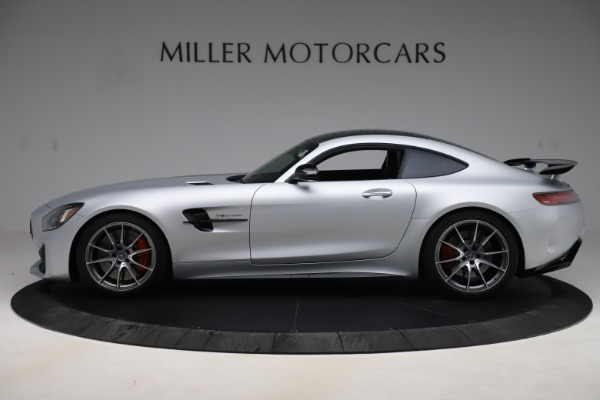 Used 2018 Mercedes-Benz AMG GT R for sale Sold at Alfa Romeo of Westport in Westport CT 06880 3