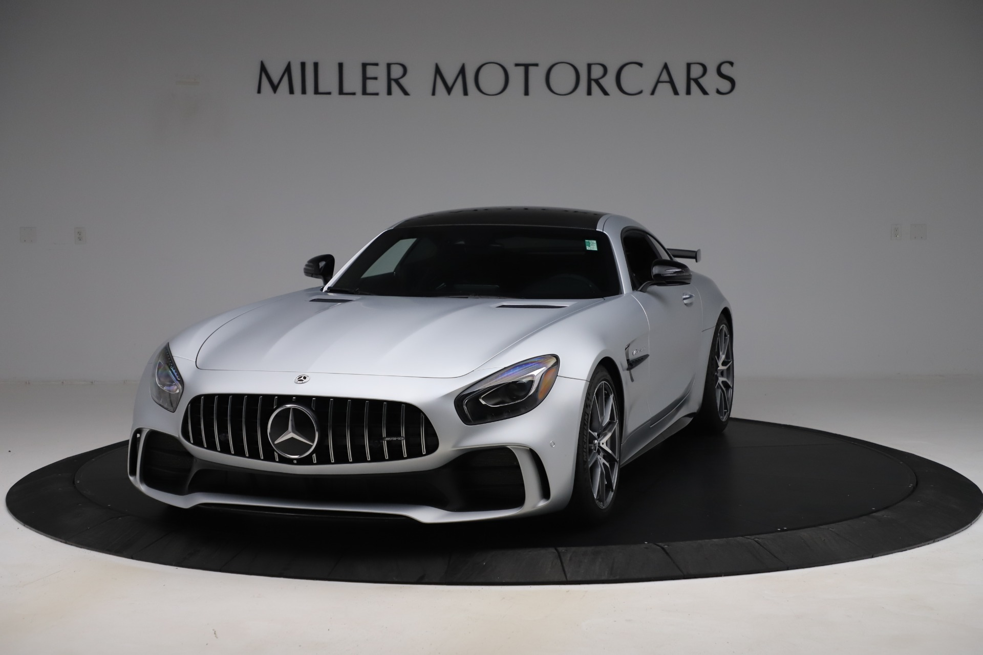 Used 2018 Mercedes-Benz AMG GT R for sale Sold at Alfa Romeo of Westport in Westport CT 06880 1