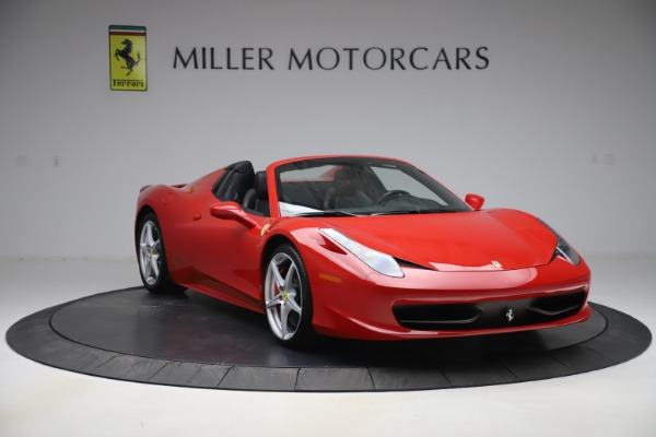 Used 2015 Ferrari 458 Spider for sale $235,900 at Alfa Romeo of Westport in Westport CT 06880 11