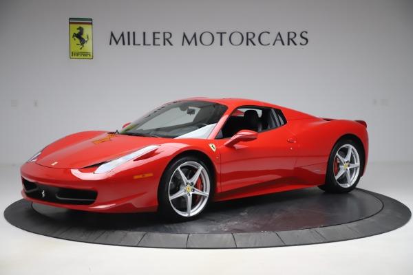 Used 2015 Ferrari 458 Spider for sale Sold at Alfa Romeo of Westport in Westport CT 06880 13