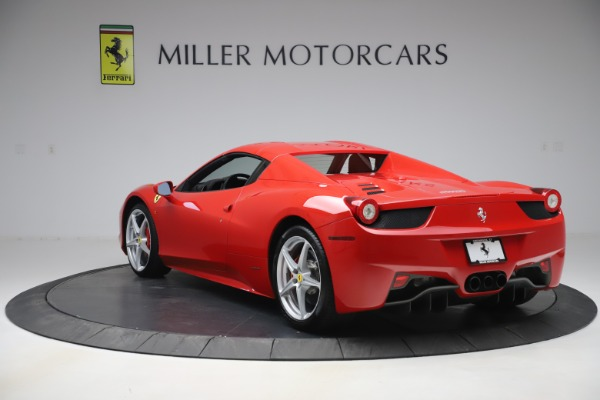 Used 2015 Ferrari 458 Spider for sale $235,900 at Alfa Romeo of Westport in Westport CT 06880 15