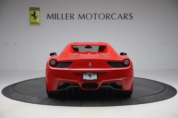 Used 2015 Ferrari 458 Spider for sale $235,900 at Alfa Romeo of Westport in Westport CT 06880 16