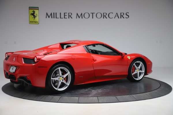 Used 2015 Ferrari 458 Spider for sale Sold at Alfa Romeo of Westport in Westport CT 06880 17
