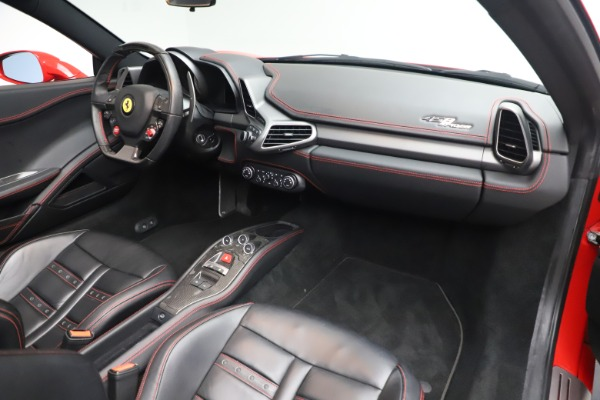 Used 2015 Ferrari 458 Spider for sale Sold at Alfa Romeo of Westport in Westport CT 06880 23