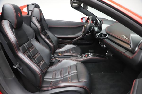 Used 2015 Ferrari 458 Spider for sale $235,900 at Alfa Romeo of Westport in Westport CT 06880 24