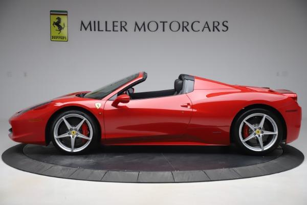Used 2015 Ferrari 458 Spider for sale $235,900 at Alfa Romeo of Westport in Westport CT 06880 3