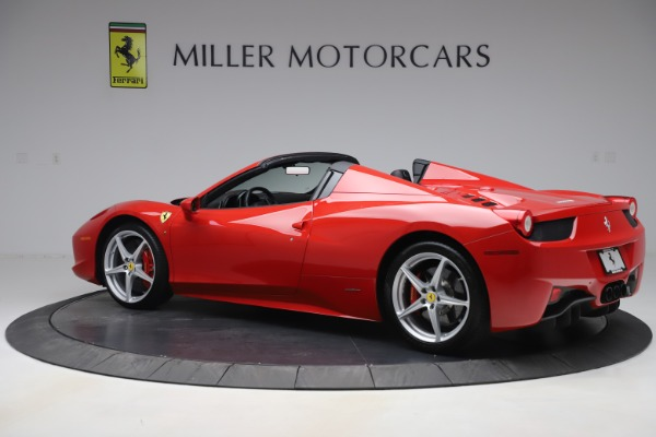 Used 2015 Ferrari 458 Spider for sale $235,900 at Alfa Romeo of Westport in Westport CT 06880 4