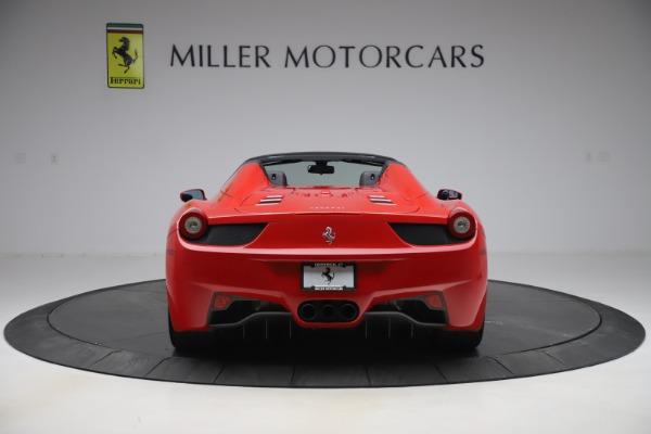 Used 2015 Ferrari 458 Spider for sale $235,900 at Alfa Romeo of Westport in Westport CT 06880 6