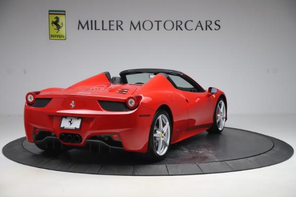 Used 2015 Ferrari 458 Spider for sale $235,900 at Alfa Romeo of Westport in Westport CT 06880 7