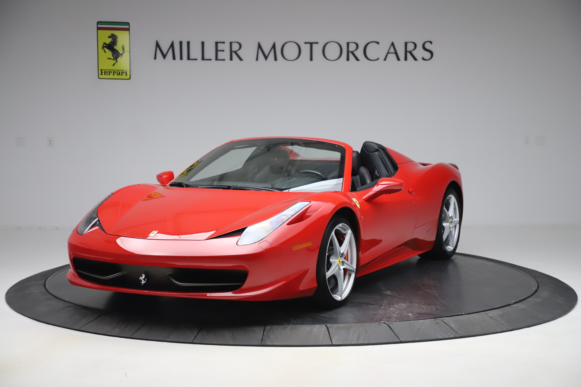 Used 2015 Ferrari 458 Spider for sale Sold at Alfa Romeo of Westport in Westport CT 06880 1