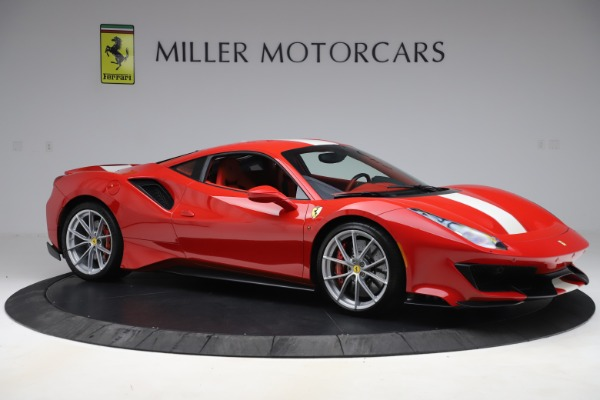 Used 2019 Ferrari 488 Pista for sale $475,900 at Alfa Romeo of Westport in Westport CT 06880 10