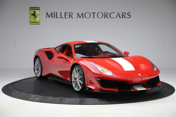 Used 2019 Ferrari 488 Pista for sale $475,900 at Alfa Romeo of Westport in Westport CT 06880 11