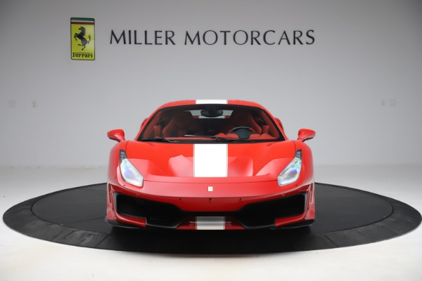 Used 2019 Ferrari 488 Pista for sale $475,900 at Alfa Romeo of Westport in Westport CT 06880 12