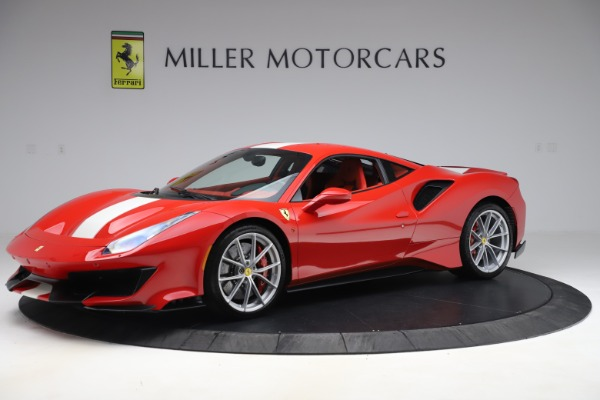 Used 2019 Ferrari 488 Pista for sale $475,900 at Alfa Romeo of Westport in Westport CT 06880 2