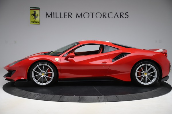 Used 2019 Ferrari 488 Pista for sale $475,900 at Alfa Romeo of Westport in Westport CT 06880 3