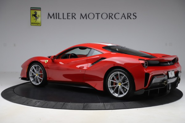 Used 2019 Ferrari 488 Pista for sale $475,900 at Alfa Romeo of Westport in Westport CT 06880 4