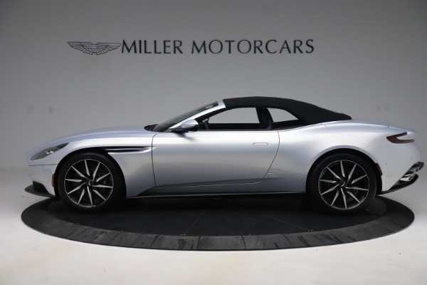 Used 2020 Aston Martin DB11 Volante Convertible for sale Sold at Alfa Romeo of Westport in Westport CT 06880 14