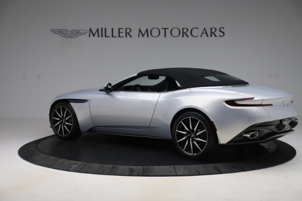 Used 2020 Aston Martin DB11 Volante Convertible for sale Sold at Alfa Romeo of Westport in Westport CT 06880 15