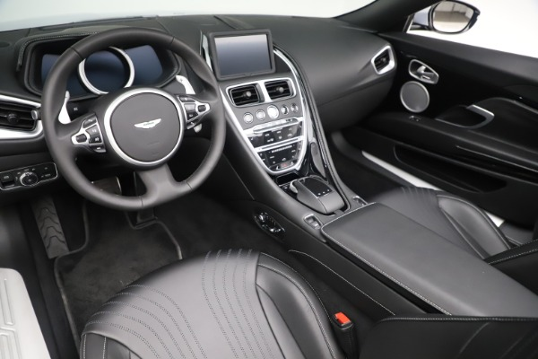 Used 2020 Aston Martin DB11 Volante Convertible for sale Sold at Alfa Romeo of Westport in Westport CT 06880 21