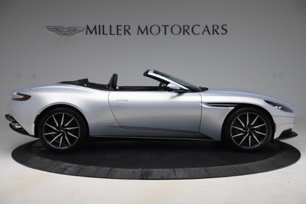 Used 2020 Aston Martin DB11 Volante Convertible for sale Sold at Alfa Romeo of Westport in Westport CT 06880 8