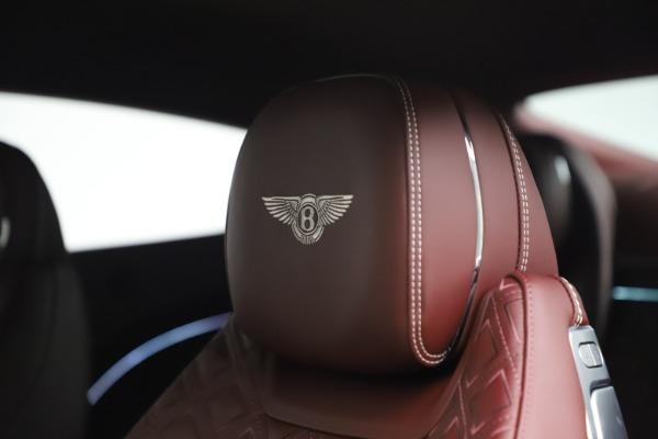 New 2020 Bentley Continental GT V8 for sale Sold at Alfa Romeo of Westport in Westport CT 06880 24