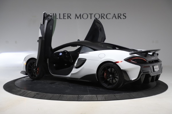Used 2019 McLaren 600LT Coupe for sale $237,900 at Alfa Romeo of Westport in Westport CT 06880 11