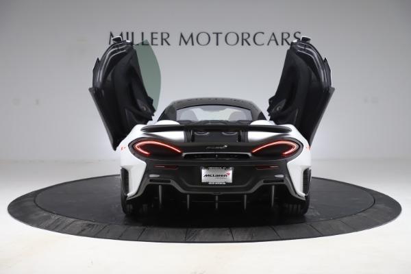 Used 2019 McLaren 600LT Coupe for sale $237,900 at Alfa Romeo of Westport in Westport CT 06880 12